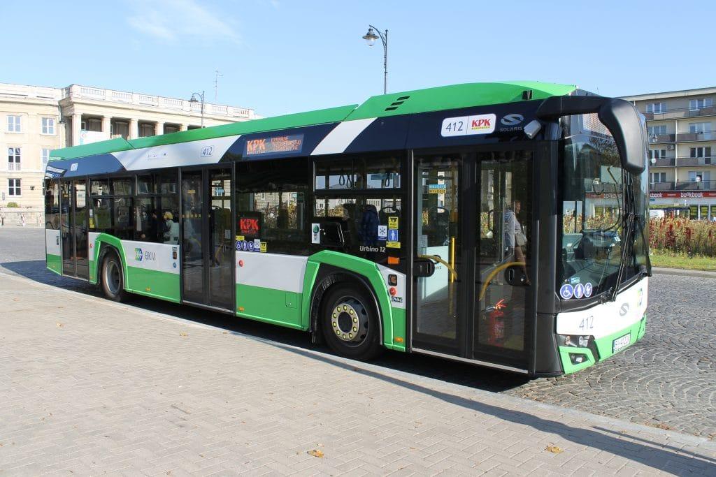 Autobus Jednoczłonowy Solaris