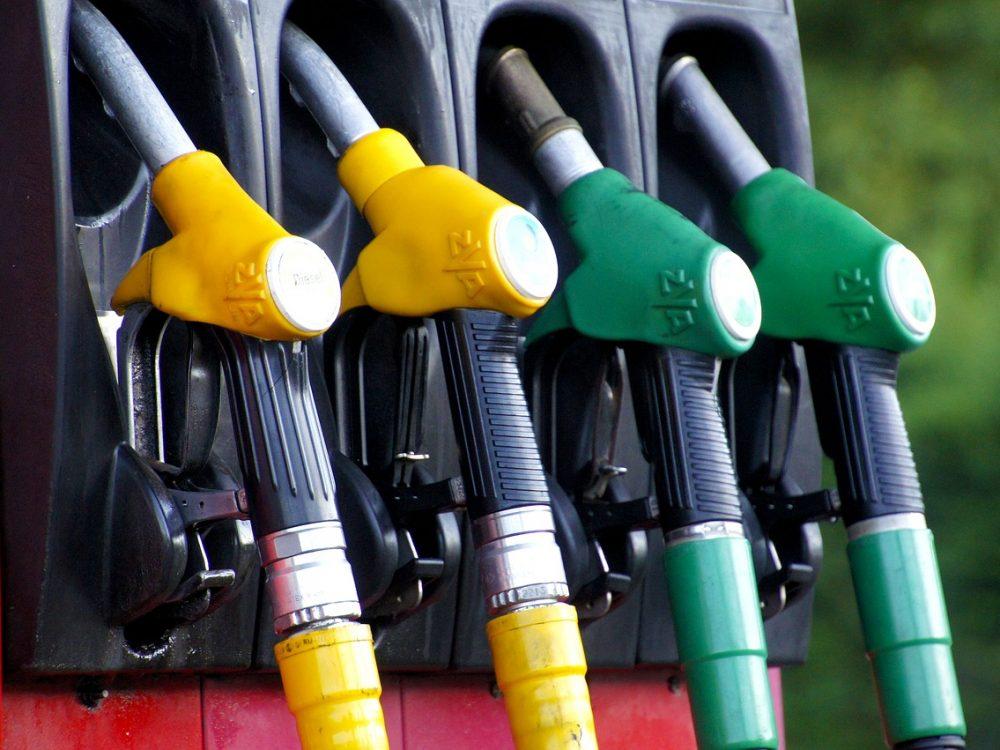 Dystrybutory paliwa